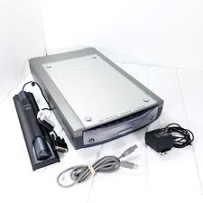 Microtek ScanMaker s400 Flatbed Scanner USB Color Image PC 9600x4800 LightLid 35