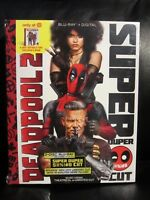 Deadpool 2 Blu-Ray + Digital HD Target Exclusive New Sealed Mint Marvel Fox