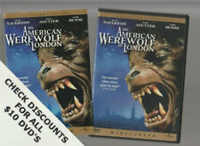 An American Werewolf In London Dvd Horror Movie Like New With Inserts
