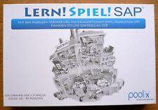 LERN! SPIEL! SAP - VERTRIEB/MATERIALWIRTSCHAFT/PRODUKTION/FINANZEN/CONTROLLING