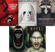 AMERICAN HORROR STORY SET 20 DVD SIGILLATI STAGIONE 1-2-3-4-5 -EDIZIONE ITALIANA