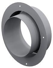 Anschlussstutzen für externe Luftzufuhr Ø 60 mm verzinkt LAS Ringspalt