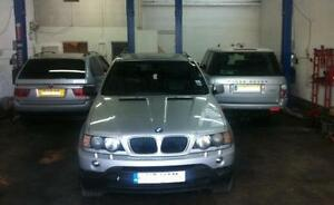 BMW X5 3.0D 5 SPEED GM AUTO AUTOMATIC GEARBOX SUPPLY AND FIT