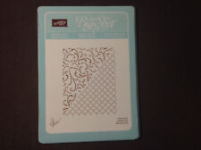 Stampin' Up! Texturz Plate Perfect Details
