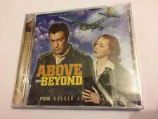 ABOVE AND BEYOND (Friedhofer) OOP FSM Ltd (3000) Score OST Soundtrack CD SEALED