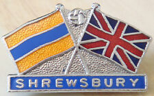 Shrewsbury Town League One Club Football Badges & Pins