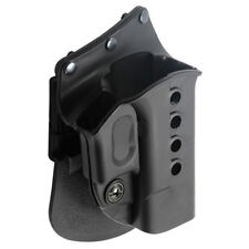 Tactical RH Paddle Holster Right Hand Pistol Holster Fit Glock 17 19 22 23