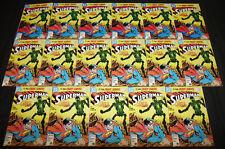 DC Copper Age SUPERMAN VOL. 2 #1 - 17pc Mid Grade Comic Lot (VF-/VF) Investment
