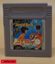 Disney´s THE JUNGLE BOOK - Game Boy Spiel - gebraucht, Funktion getestet