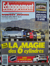 ECHAPPEMENT 1993 ALPINE 610 TURBO / ALFA SZ / BMW M3 / HONDA NSX / GOLF VR6