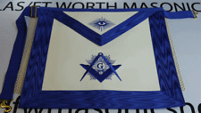 Freemason Masonic Master Mason Apron
