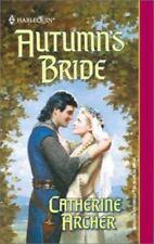Autumn'S Bride, Archer, Catherine, Good Condition, Book