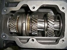 BORG WARNER FORD T-86 3 SPEED REBUILT TRANSMISSION WITH R-10 OD NARROW BOLT