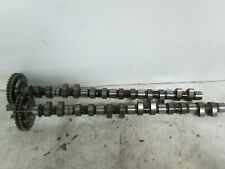 BMW E36 M3 3.2 Evo S50B32 cams cam shafts pair with sprockets - 102k very good