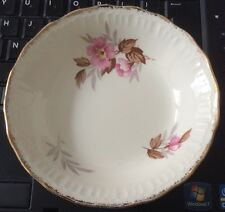 "SWINNERTON ""LUXOR VELLUM"" Floral Design, Small Bowl 13cm Diameter"