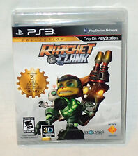 Ratchet & Clank 3 Full Games Collection PS3 Game Brand New and Factory Sealed