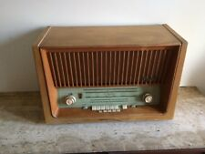 Vintage Telefunken Opus 7  AM / FM  Hi-Fi Radio System-Original Condition. Blond