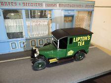 "MATCHBOX Lesney 1:43 TALBOT VAN ""Lipton's Tea"" 1927 n°Y-5 - No Dinky NOBOX"