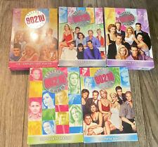Beverly Hills 90210 Season 1-5 Complete on DVD Box Set