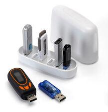 Box scatola contenitore porta USB per il trasporto delle chiavette.