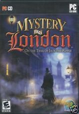 Mystery in London - Trail of Jack the Ripper (PC Games)