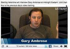 Gary Ambrose Internet Marketing Seminar DVD