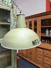 Lampe Deckenlampe Industriestyle Loft Metall-Lampe Usedlook