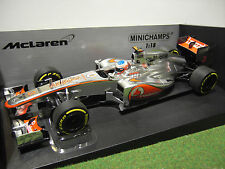 F1 McLAREN MP4-27 BUTTON VODAFONE 1/18 MINICHAMPS voiture miniature 530121803