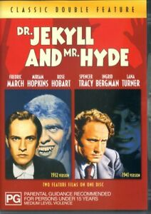 Dr Jekyll And Mr Hyde (DVD, 2004) - Region 4