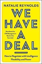 We Have a Deal by Natalie Reynolds (Paperback, 2017)