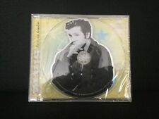 Elvis Presley Love Me Tender shaped CD 1997 RCA/BMG VERY RARE COLLECTIBLE! NEW!!