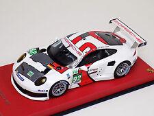 1/18 Spark Models Porsche 911 RSR #92 24 Hours LeMans 2013 Winner Class 18S102
