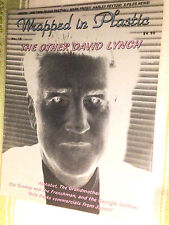 WOW 'WRAPPED in PLASTIC' magazine #19 Oct '95 / LYNCH's SHORTS +ADS /TWIN PEAKS