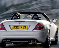 P321 MJS Personalised Registration Cherished Number Plate