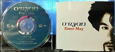 O'Ryan - Emer May (CD, 1995, East Bell Co. Ltd, Japan w/OBI) EBCW-3001 VERY RARE