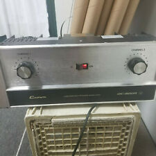 Crown Dc300A Laboratory Power Amplifier - Power tested- turns on