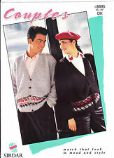 Sirdar Men's Sweaters/Clothes Sweaters Patterns