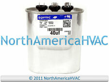 Ge Capacitor Oval 40/7.5 uf 370 volt Z97F9691 97F9691