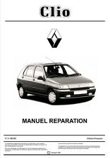 manuel atelier entretien technique réparation maintenance Renault Clio 1 - Fr