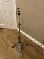More details for gibraltar flat base hihat stand used