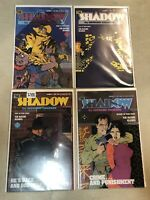 The Shadow (1986) #1 2 3 4 1-4 (VF/NM) Complete Set Howard Chaykin story/art DC