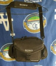Sony Handycam Bag with Shoulder Strap