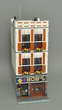 Modular Book Store recipe per LEGO (si adatta a 10197 10211 10224 10218)
