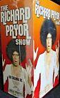 The Richard Pryor Show - 3 VHS Set NEW John Belushi, Robin Williams, Stand up