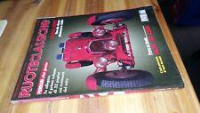 RUOTECLASSICHE #  87-SETTEMBRE 1995-BALILLA BRAVA 1100-ALFA 8C 2300-FERRARI