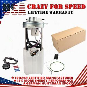 Fuel Pump Assembly For Chevrolet SILVERADO SIERRA w/ Sending Unite V6 V8 E3609M