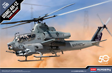 1/35 SCALE USMC AH-1Z Shark Mouth #12127 ACADEMY HOBBY MODEL  KITS