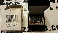 BlizzCon 2016 Logo Pin - Blizzard - Brand New in Box