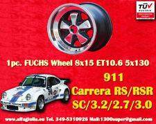1 Cerchio Porsche 911 1 Stk. Felge 8x15 ET10.6 RSR TÜV Teilegutachten wheel