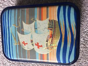 Vintage Edward Sharp And Sons Toffee Tin